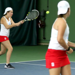 Studer Duo Lead Saxon Tennis to Strong Finish