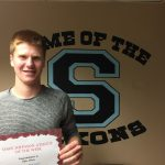 Dave Johnson's Athlete of the Week Sept. 5th- Sept. 9th