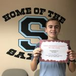 Dave Johnson's Athlete of the Week Oct. 3rd -Oct. 7th