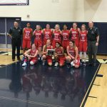 South Salem High School Girls Varsity Basketball beat McMinnville High School 61-44