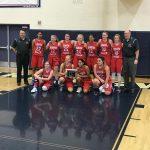 South Salem High School Girls Varsity Basketball beat Sprague High School 71-56