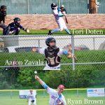 Baseball: 4 Saxons Earn League Honors