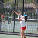 Jillian Studer Honored with Tennis Scholarship