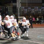 2017 Varsity Football vs West Salem