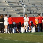 2017 Varsity Girls Soccer vs Lake Oswego