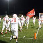 2017 Varsity Football vs Central Catholic