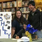 Zhu Signs With Oregon Tech