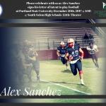 Letter of Intent signing- Alex Sanchez