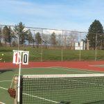 Saxon Tennis Sweep St. Mary's