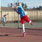Boys Varsity Tennis falls to Tigard 5 – 3