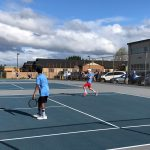 Boys Varsity Tennis beats McNary 6 – 2