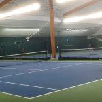 Saxon Tennis Beats McKay