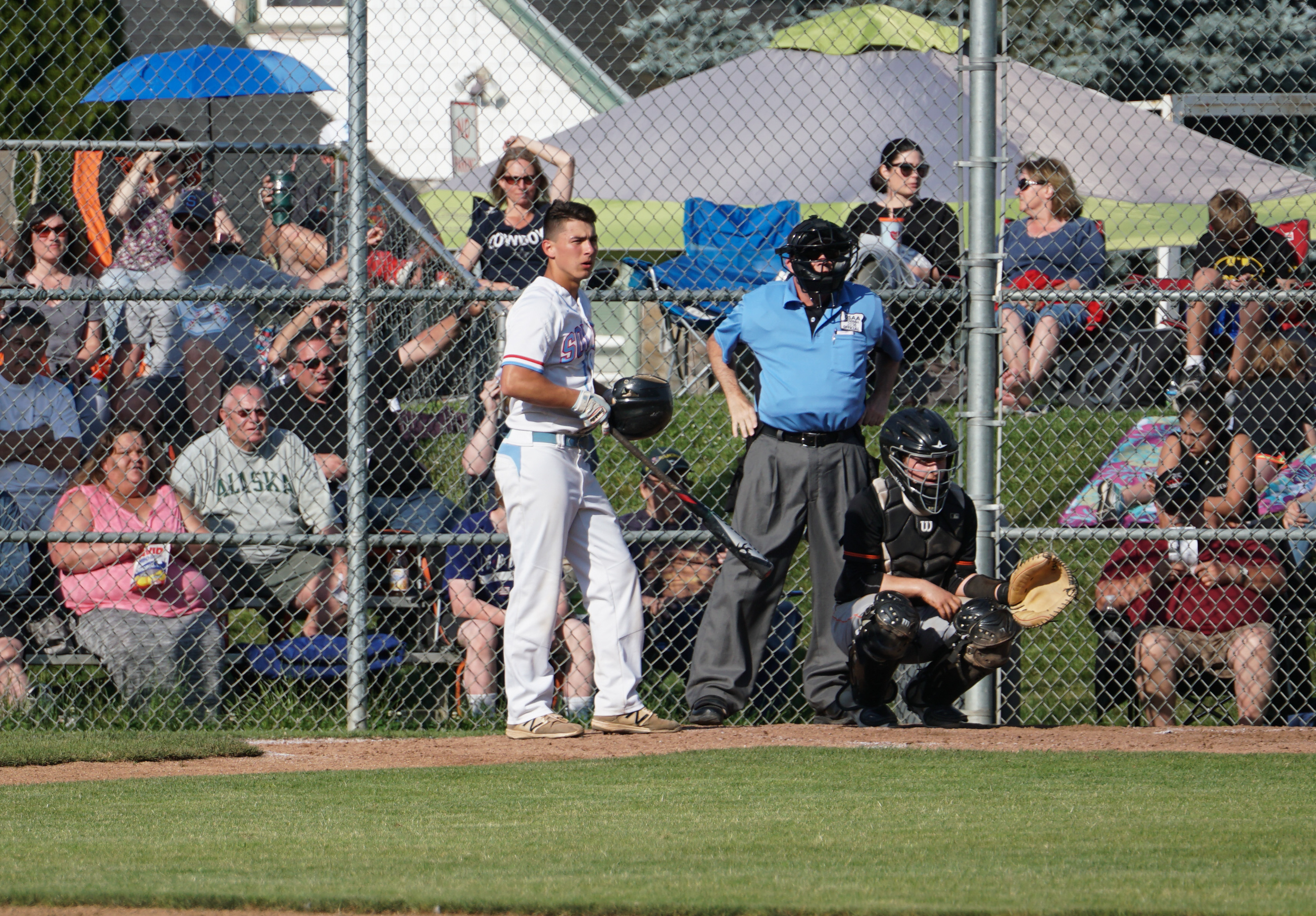 BASE: Aaron Zavala named Oregon 6A State Player of the Year