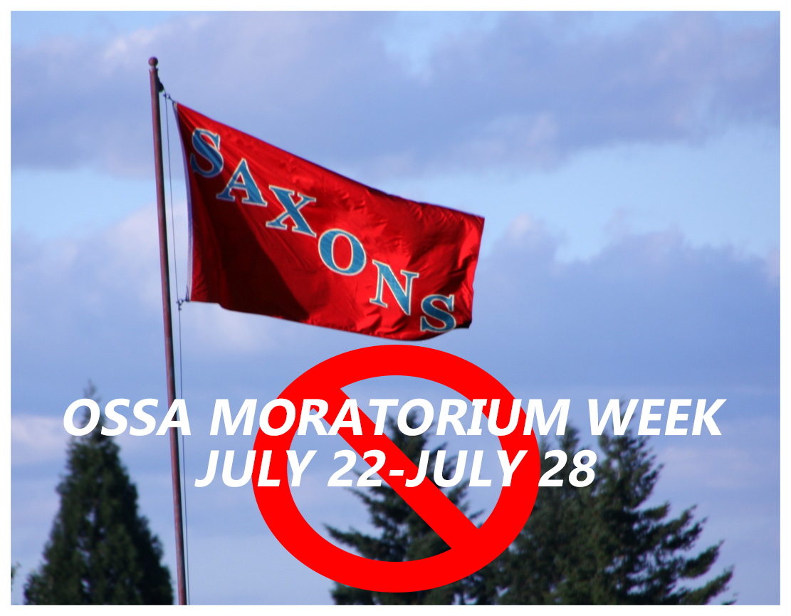OSAA Moratorium Week