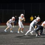 2018 Varsity Football vs West Salem