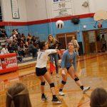 2018 JV Volleyball vs McNary
