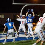 2018 Varsity Football vs McNary