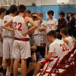 2018 Freshman Boys Basketball vs S Eugene