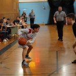 2019 Freshman Boys Basketball vs Sprague