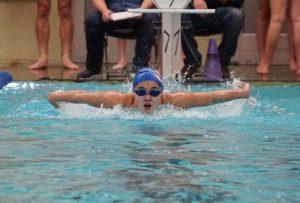 2019 Swimming vs McNary