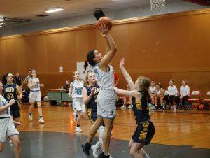 2019 JV Girls Basketball vs Bend