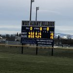Girls Junior Varsity Softball ties West Albany 15 – 15