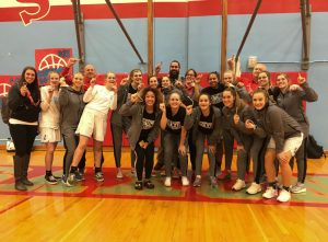 2019-02-19 Varsity Girls Basketball vs McKay