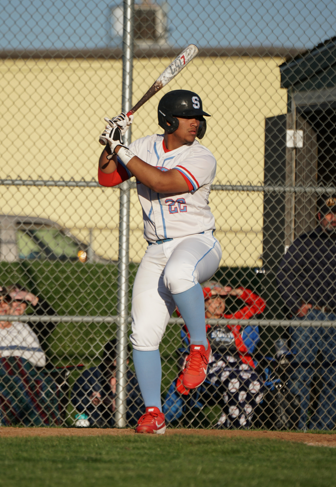 BASE: Saxons win league title in 8-5 win over Mountain View