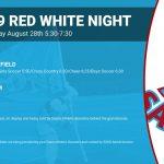 2019 Red White Night