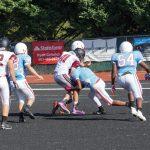 2019 Freshman Football Jamboree vs Glencoe