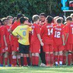 2019 JV Boys Soccer vs Sheldon