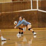 2019 Freshman Volleyball vs Sprague
