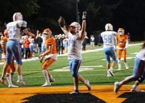 2019 Varsity Football vs Sprague