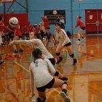 2019 Freshman Volleyball vs West Salem