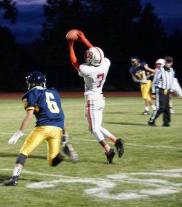 2019 Freshman Football vs Bend