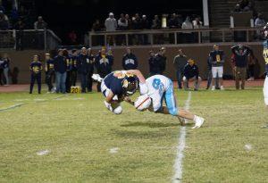 2019 Varsity Football vs Bend