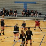 2019 JV Volleyball vs McNary
