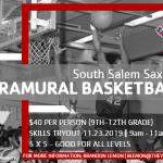 South Salem Intramural Basketball