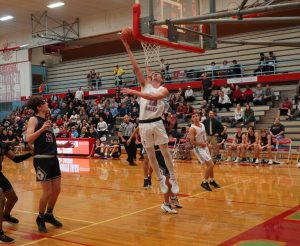 2019 Varsity Boys Basketball vs Tualatin