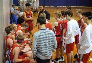 2019 Freshman Boys Basketball vs South Eugene