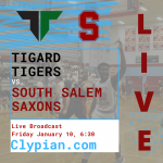 Game of the Week Saxon Boys Basketball vs. Tigard