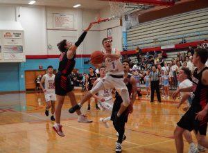 2019 Varsity Boys Basketball vs Oregon City
