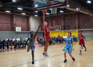 2019 Freshman Boys Basketball vs Corvallis