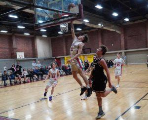 2019 JV Boys Basketball vs Sherwood