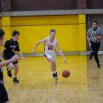 2019 Freshman Boys Basketball vs Wilsonville