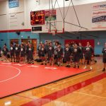 2020 Wrestling vs West Salem