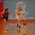2020 JV Girls Basketball vs Sprague