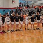 2020 Varsity Girls Basketball vs Sprague