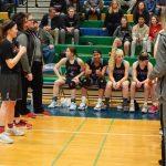2020 Varsity Girls Basketball vs McKay