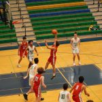 2020 JV Boys Basketball vs McKay